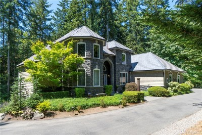 Mountlake Terrace Single Family Home For Sale: 5101 228th St SW