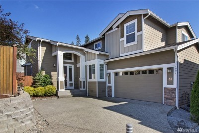 Bothell Single Family Home For Sale: 4004 222nd Place SE