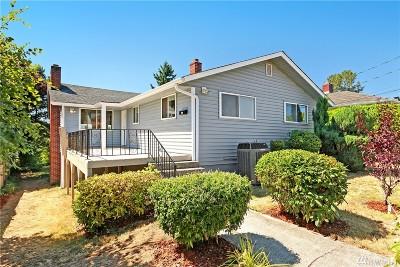 Tacoma Single Family Home For Sale: 818 S Winnifred St