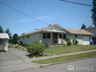 Tacoma Single Family Home For Sale: 427 E 60th St