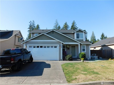 Napavine Single Family Home For Sale: 240 Parkside Lp
