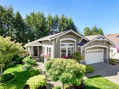 Lacey Single Family Home For Sale: 8339 Vashon Dr NE