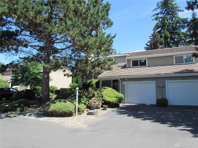 Everett Condo/Townhouse For Sale: 12217 W 5th Place #5-A