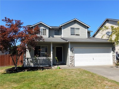 Pierce County Single Family Home For Sale: 15014 93rd Ave E