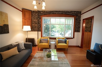 King County Condo/Townhouse For Sale: 1107 E Denny Wy #A6