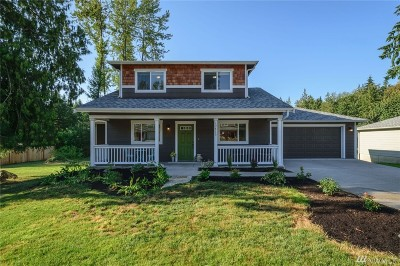 Snohomish Single Family Home For Sale: 17513 127th St SE