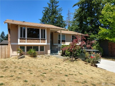 Federal Way Single Family Home For Sale: 2928 SW 339 St