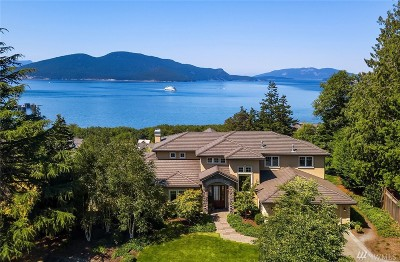 Anacortes Single Family Home For Sale: 4811 Harbor View Place
