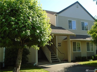Bellingham WA Condo/Townhouse For Sale: $194,900
