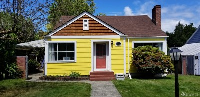 Tacoma Single Family Home For Sale: 4121 N 19th St