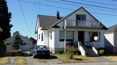Seattle Single Family Home For Sale: 3233 NW 61st St