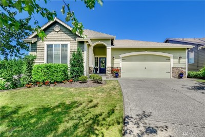 Maple Valley Single Family Home For Sale: 23874 SE 284th Place