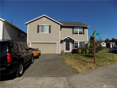 Puyallup Single Family Home For Sale: 18447 95th Ave E