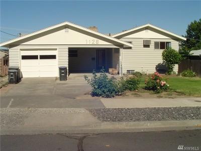Single Family Home Sold: 1126 S Baker St