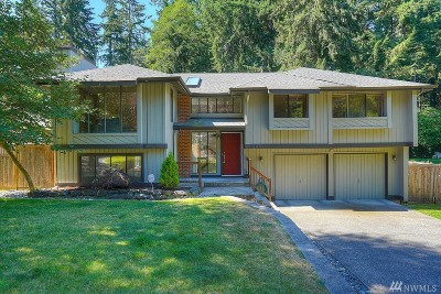 Gig Harbor Single Family Home For Sale: 1204 34th St Ct NW