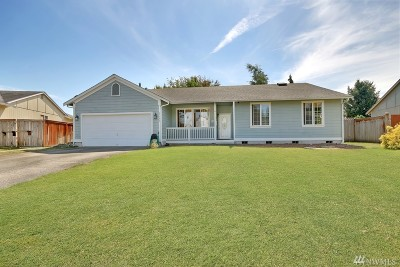 Spanaway Single Family Home For Sale: 21500 42nd Ave E
