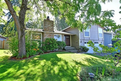 Kirkland Single Family Home For Sale: 14138 113th Ave NE