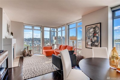 Seattle Condo/Townhouse For Sale: 819 Virginia St #2202