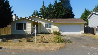 Marysville Single Family Home For Sale: 4217 125th Place NE