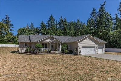 Gig Harbor Single Family Home For Sale: 16011 82nd Ave NW