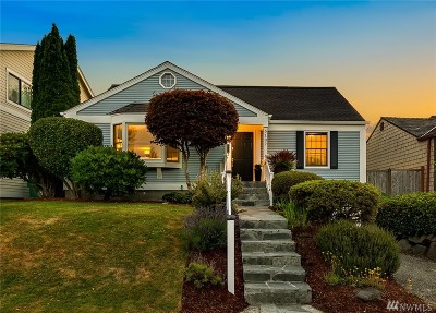 Seattle Single Family Home For Sale: 5107 46th Ave NE