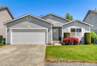 Pierce County Single Family Home For Sale: 15009 94th Av Ct E