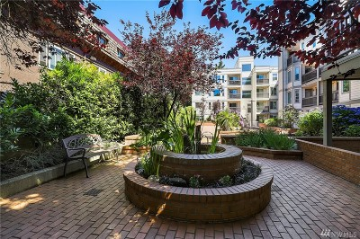 Seattle Condo/Townhouse For Sale: 2152 N 112th St #118