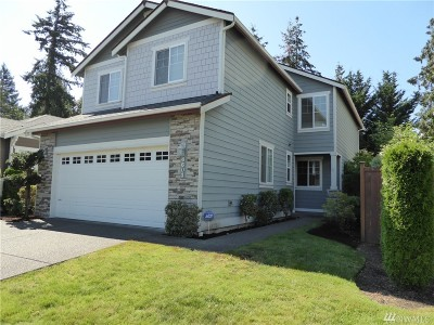 Thurston County Single Family Home For Sale: 4601 Helena Ave SE