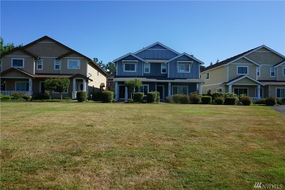 Thurston County Condo/Townhouse For Sale: 6007 Illinois Lane SE #B