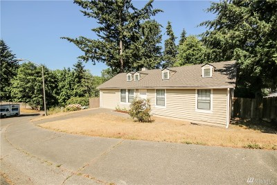 Federal Way Single Family Home For Sale: 226 S 315th Place