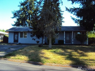 Tacoma Single Family Home For Sale: 10717 98th St SW