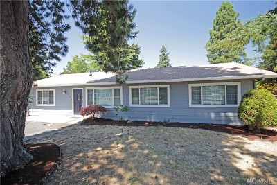 Des Moines Single Family Home For Sale: 1820 S 260th St