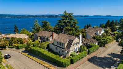 Seattle Single Family Home For Sale: 4214 53rd Ave NE