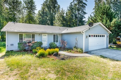 Thurston County Single Family Home For Sale: 17441 Heather Lane SE
