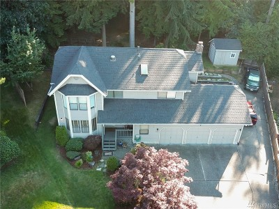 Federal Way Single Family Home For Sale: 5154 SW 326th Place
