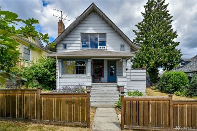 Seattle Multi Family Home For Sale: 940 N 76th St