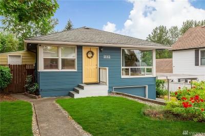 Kent Single Family Home For Sale: 1112 E Smith St