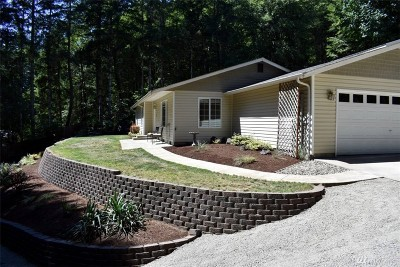 Shelton Single Family Home For Sale: 633 SE Fireweed Rd