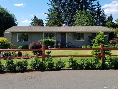 Covington Single Family Home For Sale: 17625 SE 266th Place