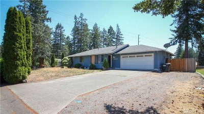 Olympia Single Family Home For Sale: 9349 3rd Wy SE