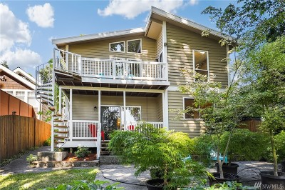Seattle Single Family Home For Sale: 9004 6th Ave NW