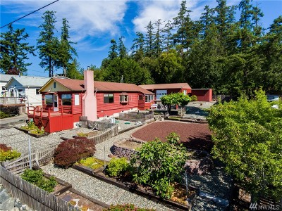 Anacortes Single Family Home Sold: 13210 Satterlee Rd