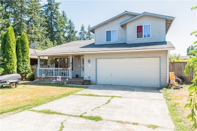 Napavine Single Family Home For Sale: 651 W Vine St