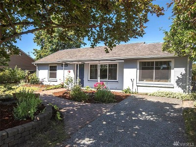 Shoreline Single Family Home For Sale: 16125 Midvale Ave N