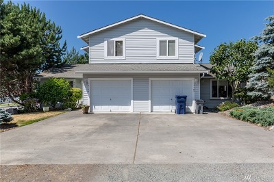 Skagit County Multi Family Home For Sale: 1310 H Ave