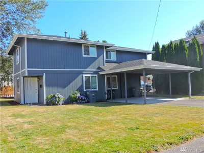 Sumner Multi Family Home For Sale: 1501 16th St