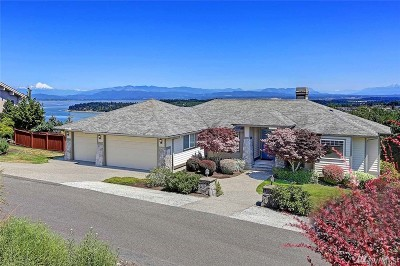 Camano Island Single Family Home For Sale: 1040 Cassius Ct