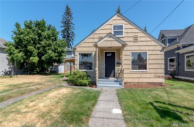 Puyallup Single Family Home For Sale: 1113 W Main
