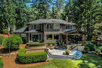 Issaquah Single Family Home For Sale: 15029 262nd Ave SE