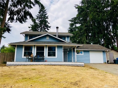 Puyallup Single Family Home For Sale: 11918 150th St Ct E